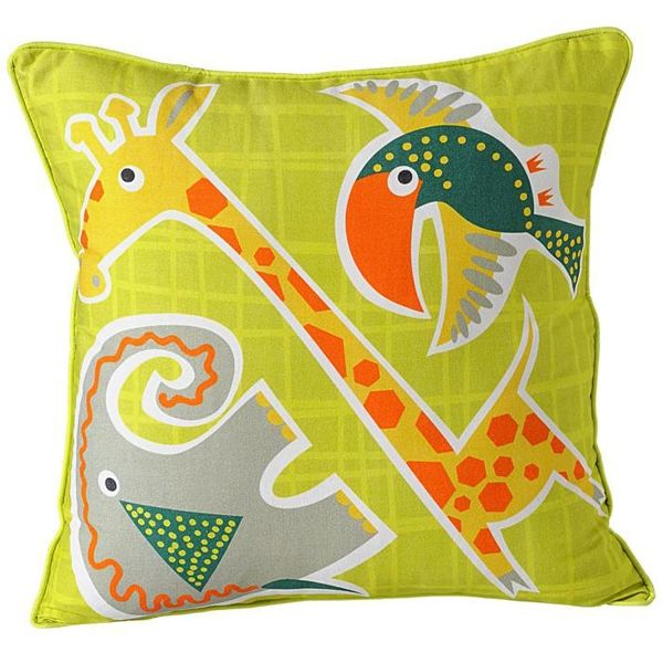 EGP Trio #kids #cushion_covers- Encourage your #child to develop love for the #wildlife species by bringing.