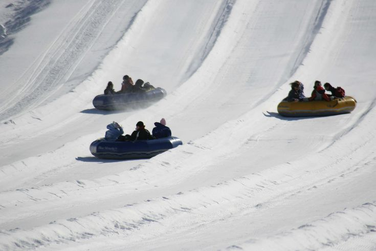 Slide into the New Year at Blue Mountain Resort's Annual New Year's Eve Tubing Party. The family-friendly celebration will feature unlimited snow tubing, music, buffet-style dinner and dessert, and a champagne toast for guests 21+. Doors open at 7pm and tubing begins at 8pm. This event is heavily dependent upon the weather, so stay tuned for updates on snow conditions.