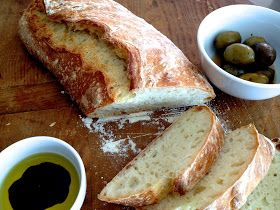 Easy Thermomix Ciabatta - What Caroline Cooked