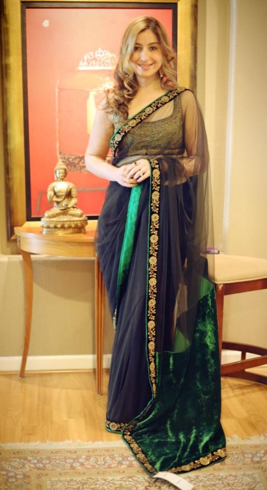 Designers Saree Collection 2013 find lace designs @ www.lacxo.com