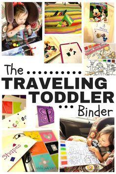 Traveling Toddler: Road Trip Survival!