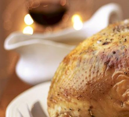 This simple Christmas gravy can be made a few days ahead or you can freeze it for up to a month