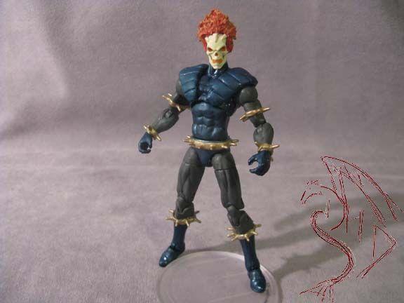 Spirit of Vengeance (Marvel Universe) Custom Action Figure