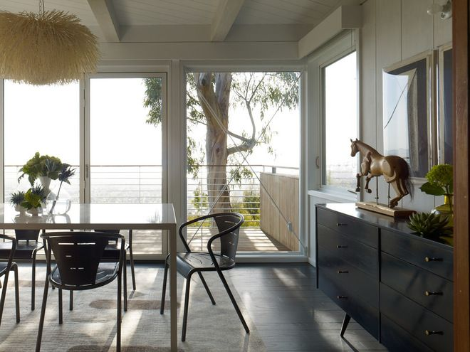 midcentury dining room by u unlimited inc - a modern restoration of a mid century home