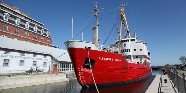 Days Out Ontario | Marine Museum of the Great Lakes, Kingston, Ontario