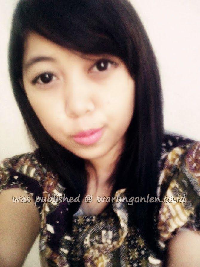 Ilin si cantik Model Wanita asli Tulungagung | warungonlen.co.id