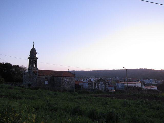 CAMINO DE SANTIAGO EPÍLOGO FINISTERRE: Etapa 1 de Santiago de Compostela a Negreira.