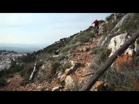 Chris Akrigg - A Hill in Spain Video... This guy is amazing!
