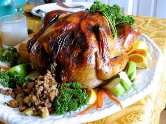 Planning a big Thanksgiving or Christmas dinner? First step: get that turkey ready. Use our guide to turkey cooking times for any turkey-- from a mini to a monster.