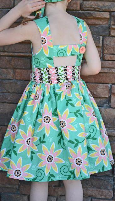 The Saffron Twirl Dress.
