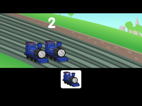 Five Trains by Inclusive Technology Ltd ($2.99) Touch the screen to play this popular counting song which reinforces early number skills. Count down from five to zero as the trains chug along the track to the catchy tune. There are also two counting activities to reinforce counting up from zero to five. The uncluttered images are simple and bright and are ideal for children with special needs who may find visual discrimination difficult. Switch access for one or two switches is included…