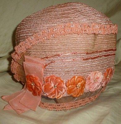 Ribbon Cloche Vintage Galerie Bild