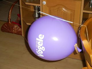 mamamisas welt: Luftballonexperimente
