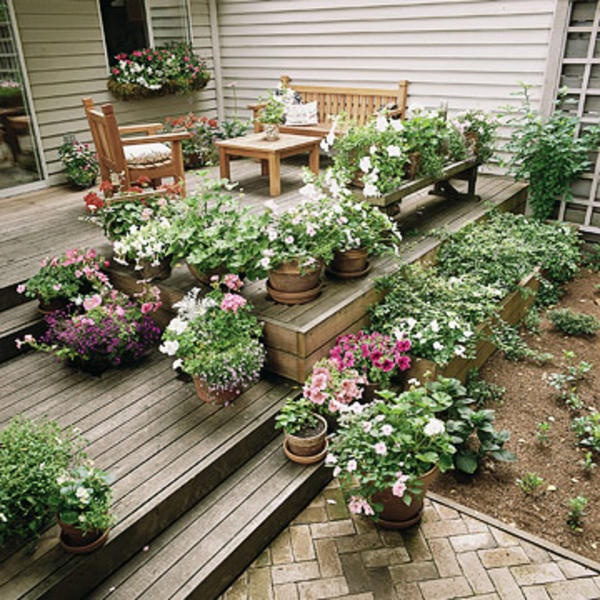 5 Ways To Decorate Your Deck With Plants: 19 Best Deck Envy Images On Pinterest