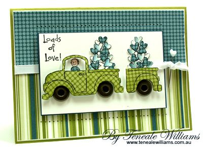 Stampin' Up! - Loads of Love