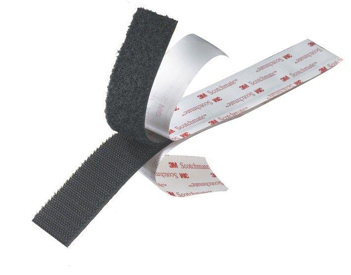 3M™ Scotchmate™ Reclosable Fastener SJ-3527 LOOP Hitam 1in X 46m - Merk 3M Asli Double Side Tape Jual dg Harga Murah.   note : berpasangan dng SJ-3526 HOOK.     Harga per roll.  http://tigaem.com/double-tape/1963-3m-scotchmate-reclosable-fastener-sj-3527-loop-hitam-1in-x-46m-merk-3m-asli-double-side-tape-jual-dg-harga-murah.html  #scotchmate #doubletape #isolasi #3M