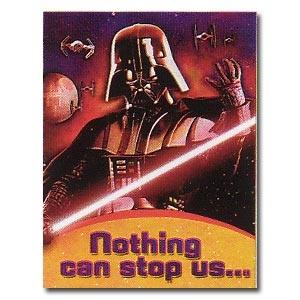 Star Wars Invitations (8/pkg)