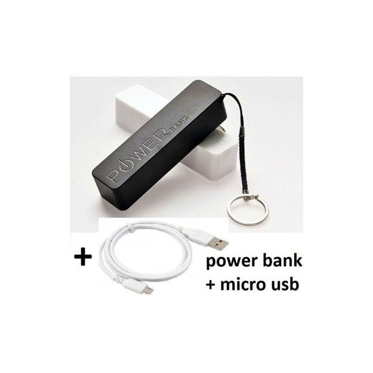 Cargador Portable Power Bank 2600mah