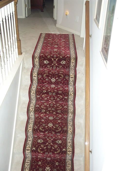 Stair Runners And Stair Carpet From Area Rug Dimensions In Overland Park.  Find Carpet For