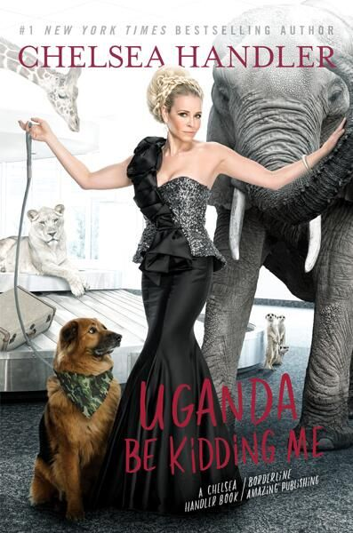 Chelsea Handler's new book