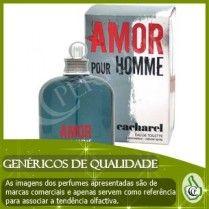 AMOR AMOR CACHAREL (GENÉRICO), PARA HOMEM, 100ML