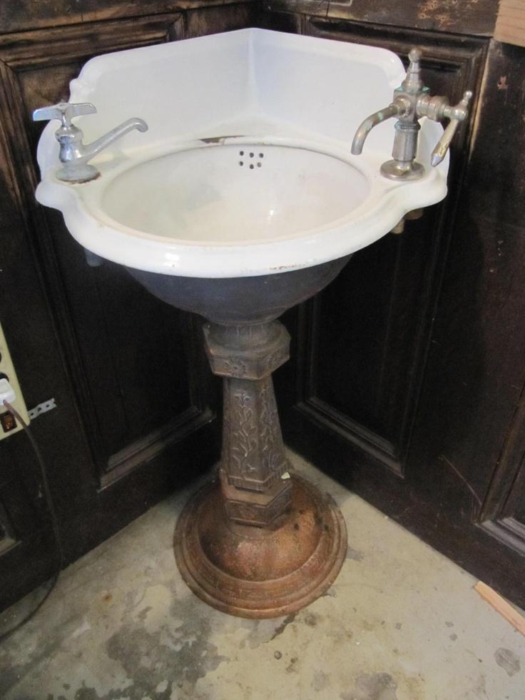 vintage sink ohmega salvage. Salvage Bathroom Fixtures