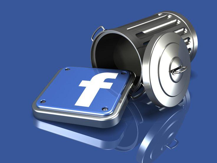 Πώς να διαγράψετε για πάντα τον λογαριασμό σας στο Facebook