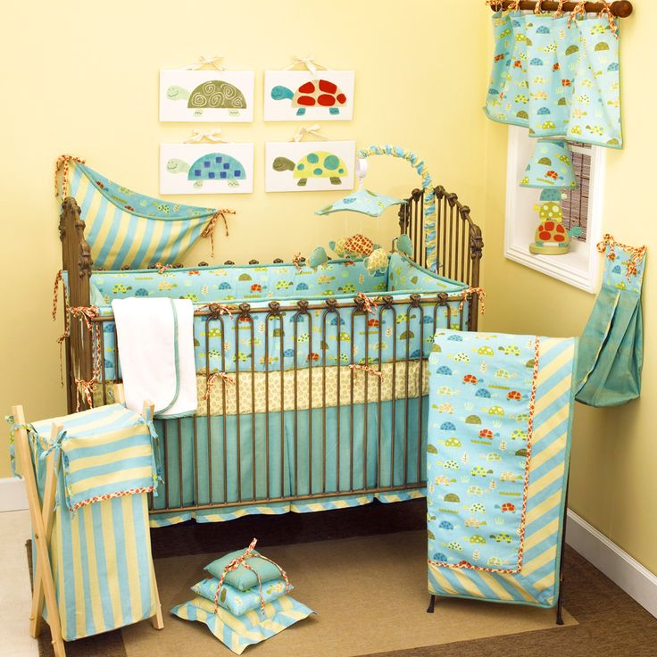 27 best Baby Girl Crib Bedding Sets images on Pinterest | 3d ... : baby boy quilt sets - Adamdwight.com