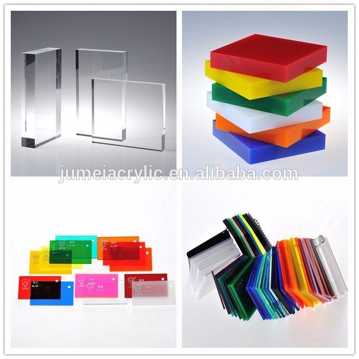 JM cheap china manufacturing plastic acrylicPP PE PC cast acrylic plastic sheet
