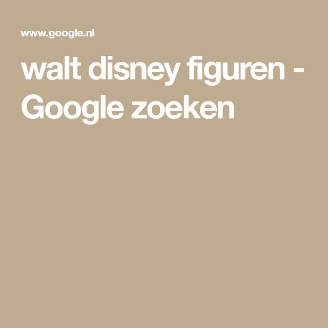 walt disney figuren - Google zoeken