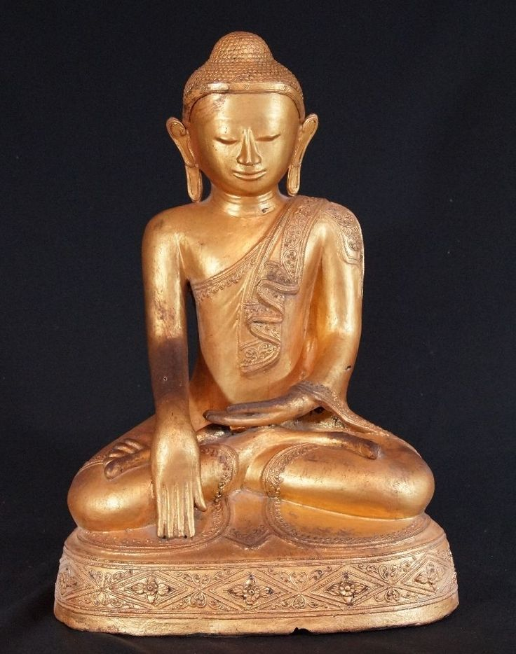 Old Burmese Buddha statue for sale | Antique Buddha Statues #Burma