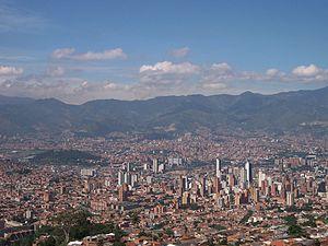 Medellín - The City of Eternal Spring - My home, my cradle.
