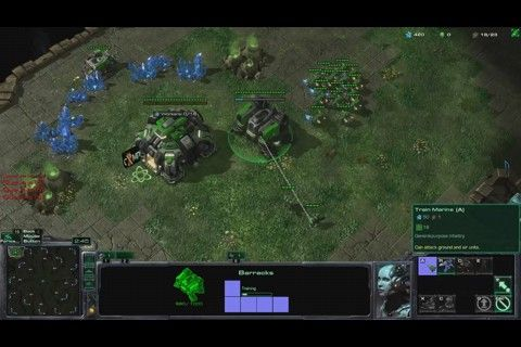 Bug after patch 3.9 SC2 multiplayer #games #Starcraft #Starcraft2 #SC2 #gamingnews #blizzard