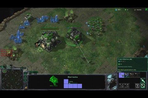 Bug after patch 3.9 SC2 multiplayer #games #Starcraft #Starcraft2 #SC2 #gamingnews #blizzard