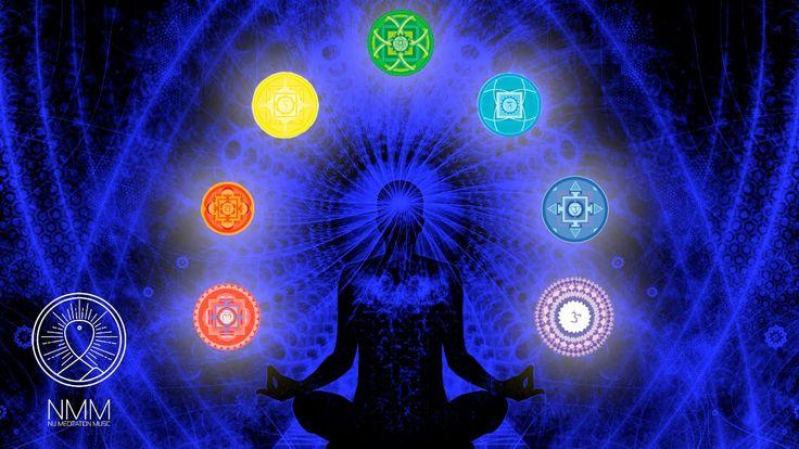 Aura Cleansing Sleep Meditation: 7 Chakras cleansing meditation music, s...