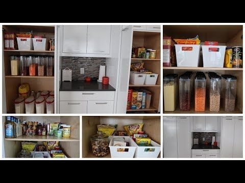 Indian Pantry Organization Ideas Kitchen Organization And