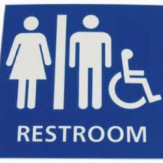 the 25+ best transgender bathroom sign ideas on pinterest | trans
