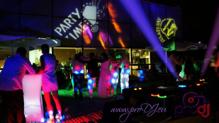 pro DJ™ private party @ MNAC Bucharest | www.pro-dj.ro