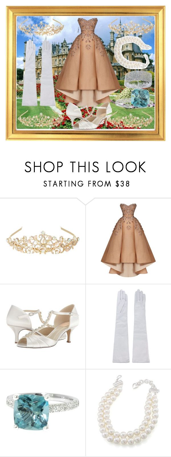 """""""The Selection of the queen-An OC Battle group shoutout"""" by fandom-girl365790 ❤ liked on Polyvore featuring Monsoon, Maison Yeya, Pink Paradox London, Manokhi, Carolee and Anne Klein"""
