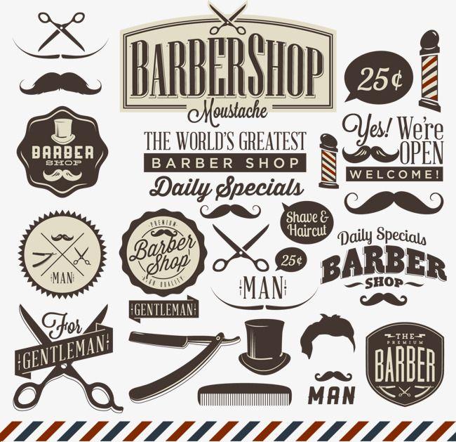 Millions Of Png Images Backgrounds And Vectors For Free Download Pngtree Barber Shop Vintage Barber Barber