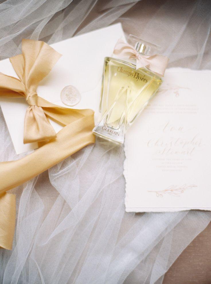 Wedding Stationary - Wax Seal - Old World Elegance | Lily & Sage | Luxury Wedding Planning & Styling