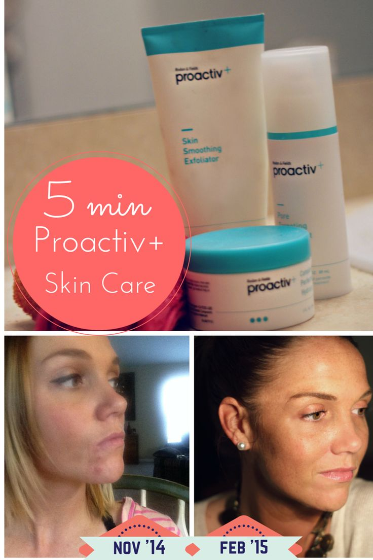 5 minute routine for clear skin