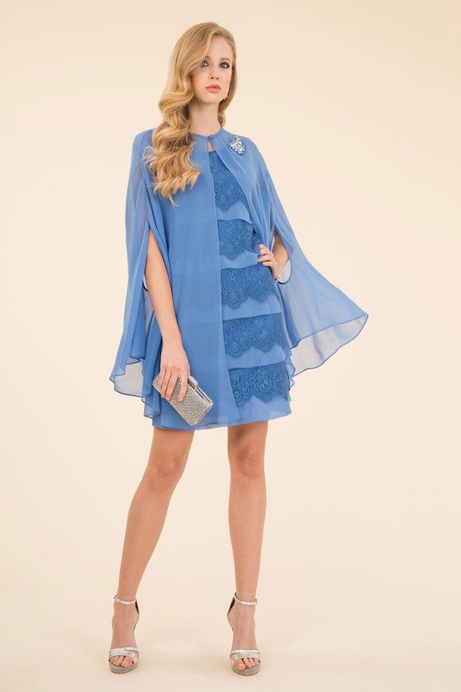 Il fashion brand Luisa Spagnoli ha pensato ad una collezione di abiti da cerimonia per la primavera estate 2017 dallo stile femminile e versatile, spaziando tra modelli dalle corte, midi e lunghe, …
