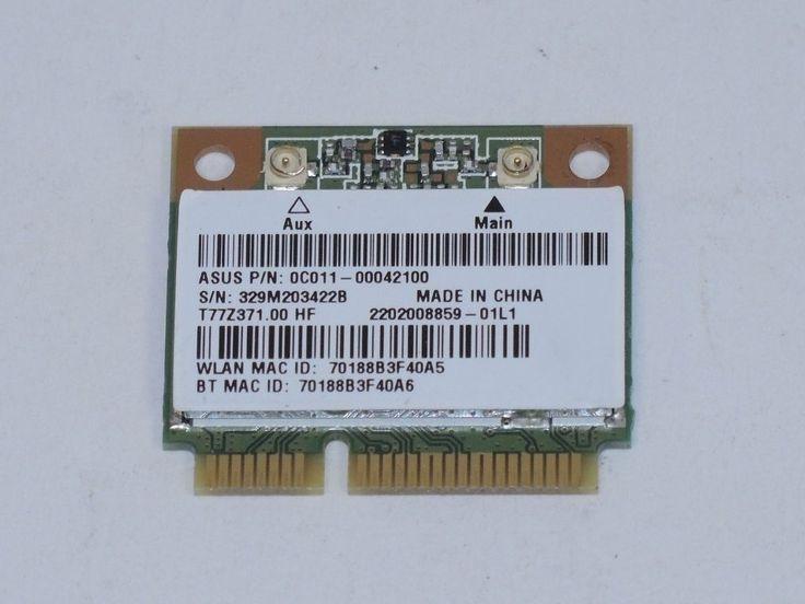 Asus X200CA Wireless WiFi Card T77Z371.00