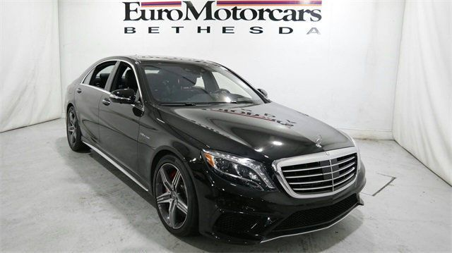 Cool Awesome 2015 Mercedes Benz S Class 4dr Sedan S 63 Amg 4matic