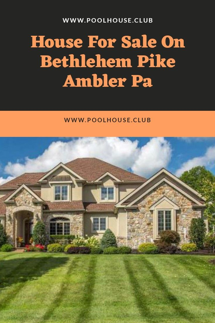 House For Sald On Bethlehem Pike Ambler Pa Ranch Homes For Sale Cheap Houses For Sale House