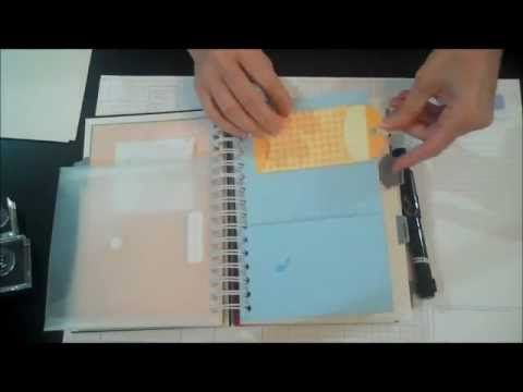 "How to make a ""Smash Book"".  Links to Video.wmv"