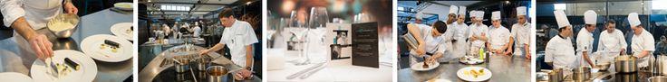 Студия Resto des Chefs – это гастрономический ресторан, равный заведению с 2*, проект дизайнера Сары Лавуан, открытая кухня ресторана  оснащена оборудованием Electrolux. Каждый день - новый шеф, новый директор и новый сомелье!