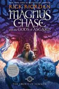 Why Percy Jackson Fans Can't Miss Rick Riordan's New Book, The Sword of Summer
