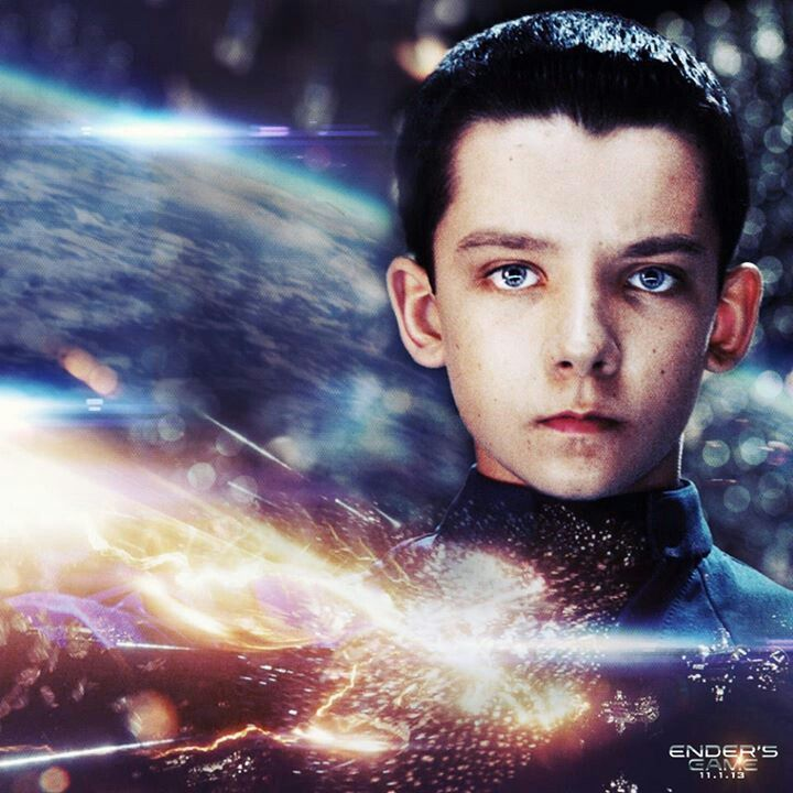 Ender's Game. Loved the book, just went to see the movie ^_^